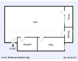 Stan u zgradi, Prodaja, Voždovac (Beograd), Voždovac